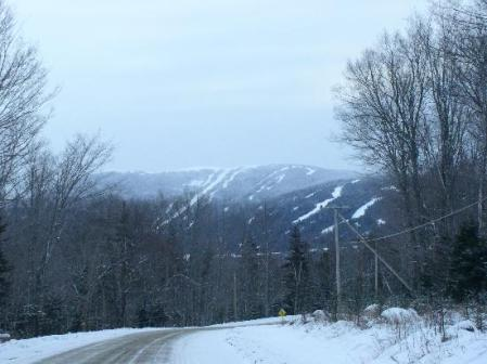 Saddleback Mountain Maine